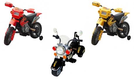 Mini moto elettrica per bambini. Vari colori disponibili