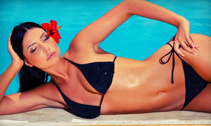 Studio A  - Birmingham: One, Three, or Five Airbrush Tans at Studio A (Up to 56% Off)