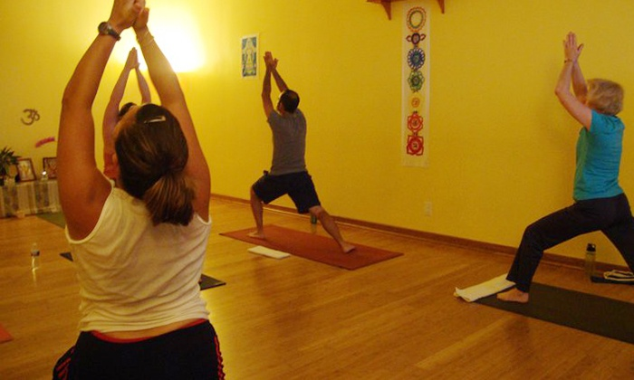 Atma Bodha Yoga Studio - Virginia Beach: 10 Yoga Classes, or 1 or 3 Months of Unlimited Yoga Classes for New Students at Atma Bodha Yoga Studio (Up to 78% Off)