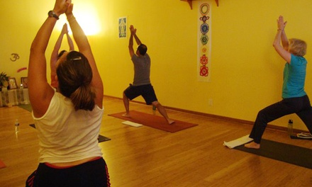 10 Yoga Classes, or 1 or 3 Months of Unlimited Yoga Classes for New Students at Atma Bodha Yoga Studio (Up to 78% Off)