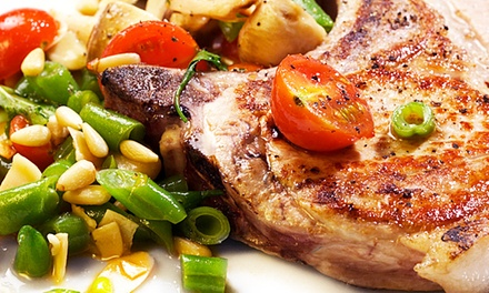 $27 for $45 Worth of Upscale Comfort Food for Dinner at Zambistro