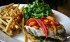 Juliet's Tavern - Evergreen Terrace: Italian Food and Drinks for Two or Four or More at Juliet's Tavern (Up to 46% Off)