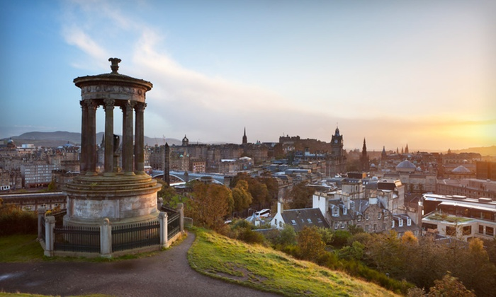 Scotland Vacation with Airfare and Car Rental - Airth, Stirlingshire: Eight-Day, Seven-Night Scotland Vacation with Roundtrip Airfare from Beyond Boundaries Travel