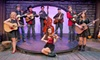 """Ring Of Fire - The Music Of Johnny Cash - Ames Center: """"Ring Of Fire – The Music Of Johnny Cash"""" at Burnsville Performing Arts Center on September 11 (Up to Half Off)"""
