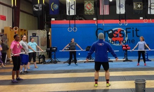CrossFit 4 Everyone Augusta: Up to 90% Off Crossfit classes at CrossFit 4 Everyone Augusta