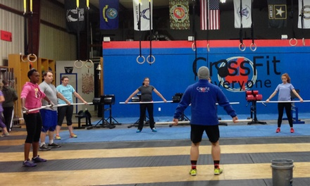 Up to 90% Off Crossfit classes at CrossFit 4 Everyone Augusta