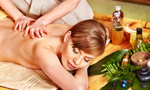 A Touch of Inspiration Wellness, INC: Massage with Aromatherapy or Inspiration Relaxation Package at A Touch of Inspiration Wellness, Inc (Up to 54% Off)