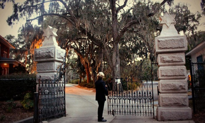 Bonaventure Cemetery After Hours - Thunderbolt: After-Hours Tour of Bonaventure Cemetery for One or Two from Shannon Scott Tours (Up to 60% Off)