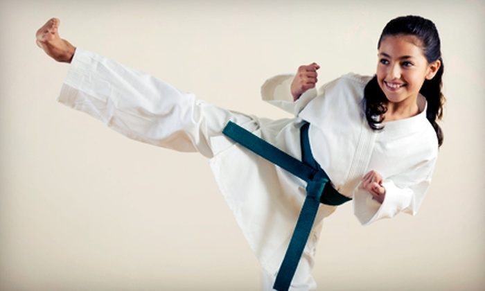 The Pit Vegas - Gibson Springs: 5 or 10 Children's Mixed Martial Arts Classes at The Pit Vegas (Up to 80% Off )