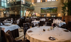 Michelin-Starred La Chapelle: Three-Course Lunch or Dinner with Glass of Brut at Michelin-Starred La Chapelle near Liverpool Street