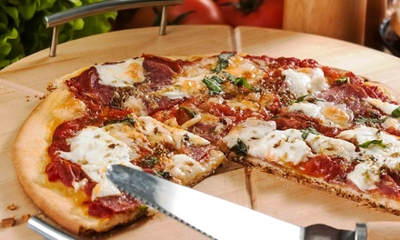 Pizza, Pasta, and Sides at Falcones Pizzeria (Up to 50% Off)
