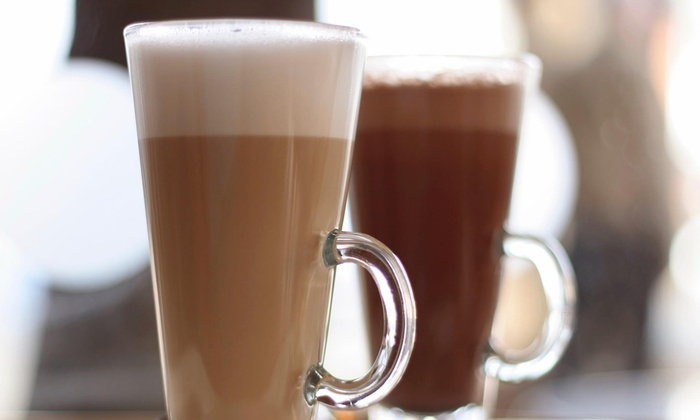 Cafe Caribe - Cicero: One Large Cafe Con Leche with Purchase of any sandwich at Cafe Caribe
