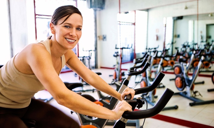 Any Body Fitness - Knoxville: One Month of Unlimited Indoor Cycling Classes or 10 Indoor Cycling Classes at Any Body Fitness (Up to 71% Off)