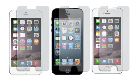 Xtreme Screen Protector 3-Pack Combo Kit for iPhone 5, 6, or 6 Plus from $7.99–$8.99