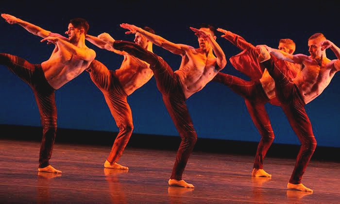 Fall Series: Giordano Dance Chicago - Harris Theater for Music and Dance: Fall Series: Giordano Dance Chicago at 7:30 p.m. on October 23 or 24