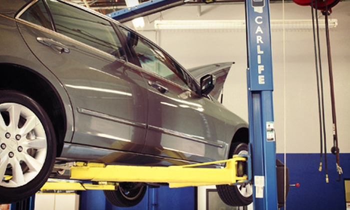 CarLife - Multiple Locations: One or Three Oil Changes with Tire Rotation at CarLife (Up to 83% Off)