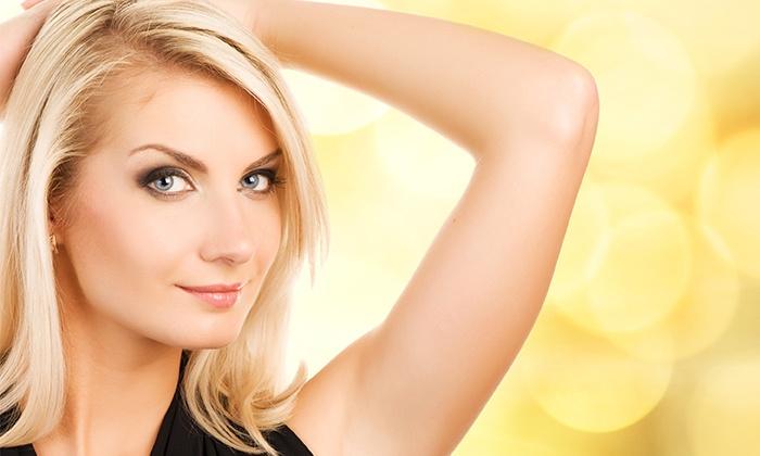 Adore Hair Studio - Melinda Molnar - South Palm Desert: Cut, Highlights, and Color at Adore Hair Studio - Melinda Molnar (Up to 59% Off). Three Options Available.