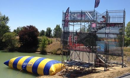 5 sauts Blob Jump en semaine (du lundi au vendredi) ou 4 e weekend (samedi et dimanche)à 13 € chez Xplicit Blob Jump