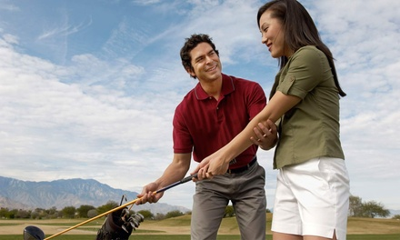 One or Two Private Golf Lessons w/ Swing Analysis or Group Lesson w/ PGA Instructor Blake Brown (Up to 63% Off)