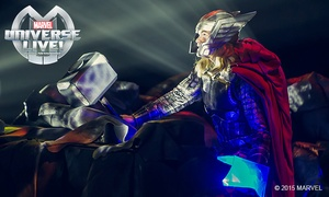 "Marvel Universe Live!: ""Marvel Universe LIVE!"" on Friday, October 16, at 7 p.m."