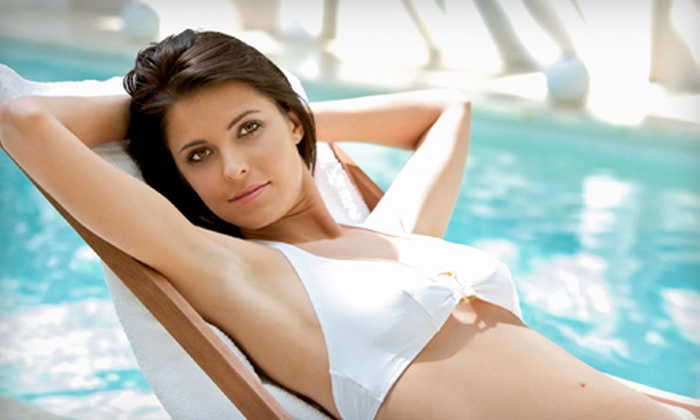 Shape Medical Wellness Center - Buckhead-Sandy Springs: Six Laser Hair-Removal Sessions at Shape Medical Wellness Center (Up to 91% Off). Four Options Available.