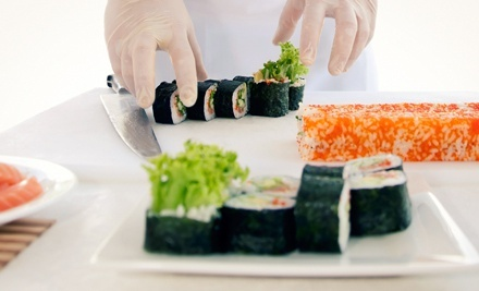 Sushi-Making Class and Dinner for One, Two, or Four at Kai Japanese and Asian Cuisine (Up to 63% Off)