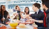 New York Booze Cruise - The Skyport Marina: Cruise for One or Two on Thursday, Friday, or Saturday from New York Booze Cruise (Up to 53% Off)