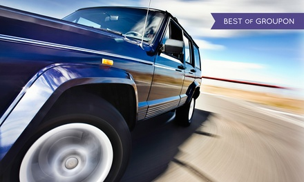 Car Wash Packages at Waterworks Car Wash (Up to 51% Off)