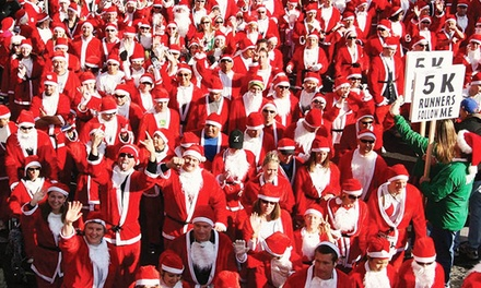 Great Santa Run Entry for One or Two from Opportunity Village Foundation on Saturday, December 6 (Up to 25% Off)