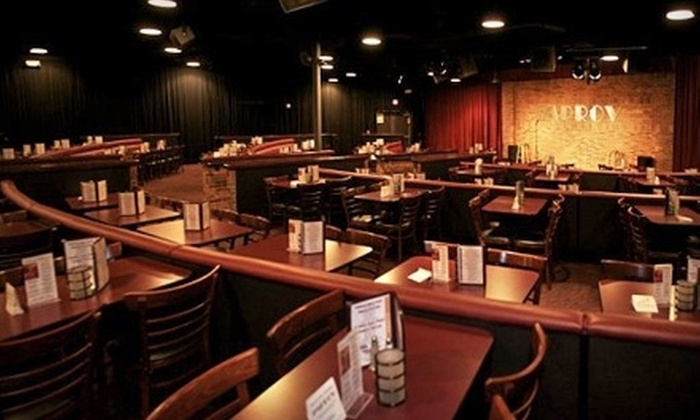 Comedy Show - Downtown San Jose: $25 for a Comedy Night and Appetizer for Two Plus Four Future Shows at San Jose Improv (Up to $129.75 Value)