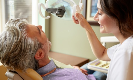 Hygiene and Dental Examination with Two X-Rays at Confident Smile (62% Off) (London)