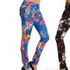 Crunch Women's Floral Denim Jeans