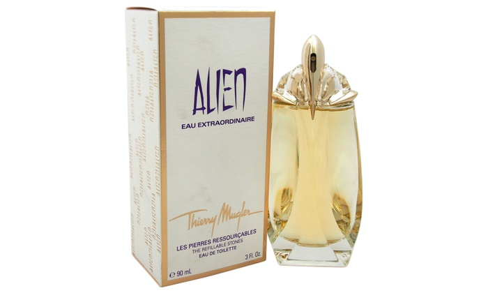 Thierry mugler women 39 s fragrance groupon goods for Thierry mugler miroir des secrets