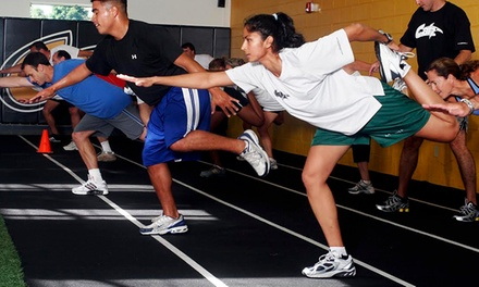 Adult Training Performance Sessions at CATZ: Competitive Athlete Training Zone (87% Off). Three Locations.