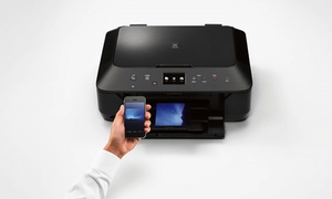 Canon Pixma Wireless All-in-One Inkjet Printer at Canon Pixma Wireless All-in-One Inkjet Printer, plus 9.0% Cash Back from Ebates.