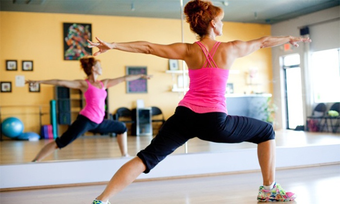Power Dance & Fitness - Courtlea Oaks: $54 for 10 Fitness Classes or One Month of Unlimited Classes at Power Dance and Fitness ($99 Value)