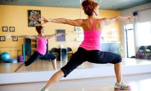 Power Dance & Fitness: $54 for 10 Fitness Classes or One Month of Unlimited Classes at Power Dance and Fitness ($99 Value)