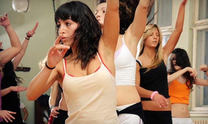 SheBoom Fitness - Chelmsford: 5 or 10 Zumba Classes at SheBoom Fitness (Up to 65% Off)