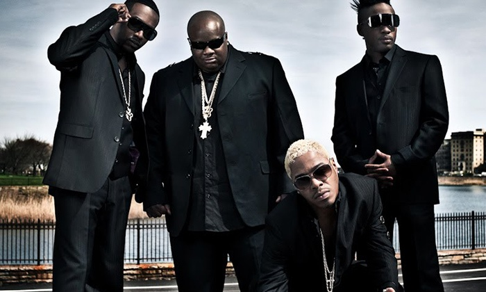 Dru Hill - Lehman Center for the Performing Arts: Dru Hill on Saturday, March 26, at 8 p.m.