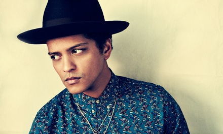 Bruno Mars at Kentucky International Convention Center on Saturday, September 20, at 5 p.m. (Up to 55% Off)