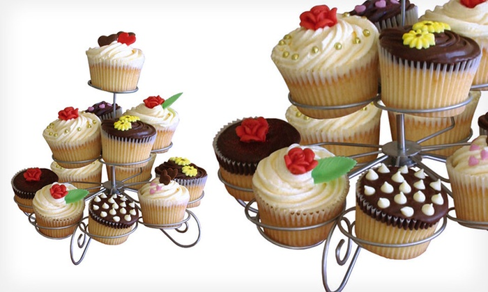 Home Basics Three-Tier Cupcake Holder: $8 for a Home Basics Three-Tier Cupcake Holder ($29.99 List Price). Free Returns.