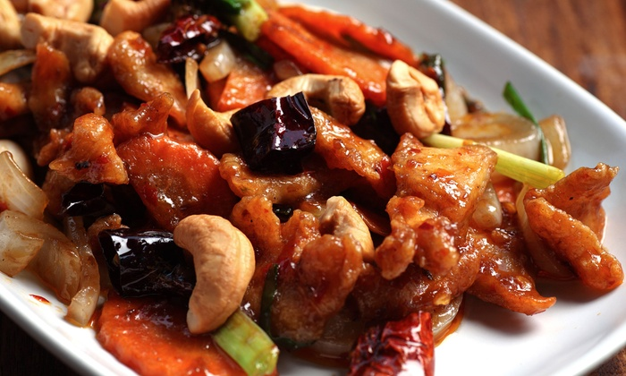 Nanking - New York: $30 for $60 Worth of Asian-Fusion Food at Nanking