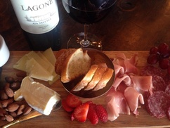 The Wine Loft : $28 for Wine and Appetizers for Two at The Wine Loft (Up to $48 Value)