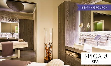 Montenapoleone: Percorso spa di coppia in suite privata con massaggio corpo e viso fino a 90 minuti da Spiga 8 Spa