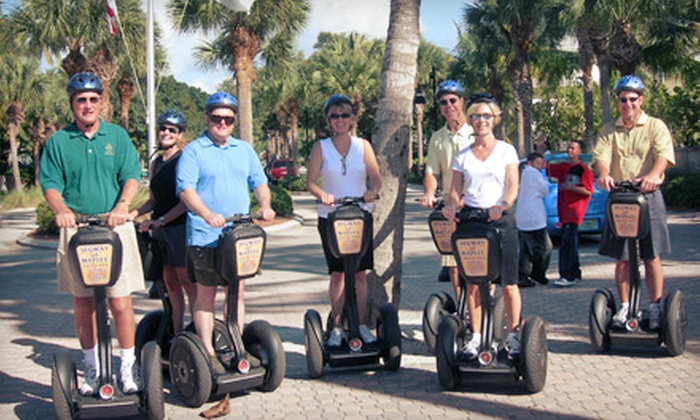 Naples Segway Tours - Naples Trolley Tours: $39 for a Two-Hour Segway Tour from Naples Segway Tours ($78.44 Value)