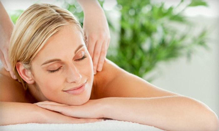 Canary Orchid Retreat - West Metro Plaza: One, Three, or Five Aromatherapy Swedish Massages with Salt-Scrub Foot Massages at Canary Orchid Retreat (Up to 59% Off)