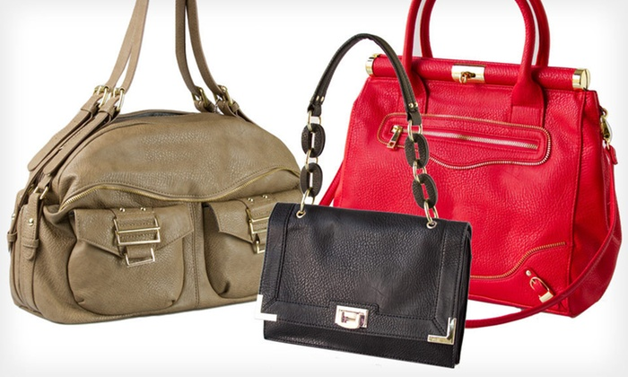 Olivia + Joy Vegan Handbags: Olivia + Joy Vegan Handbags (Up to 63% Off). Multiple Styles and Colors Available. Free Shipping.