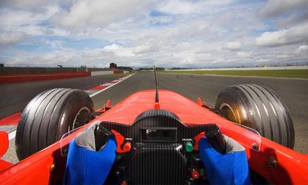In pista su monoposto Formula 2 a 39,90€euro