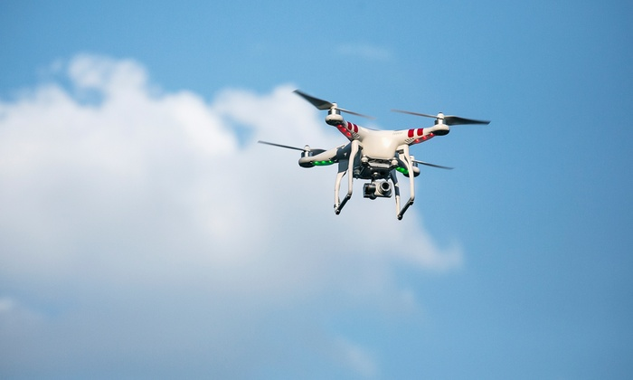 Sky Shot Aircam - Surrey: Aerial Photography Shoot or Filming with Sky Shot Aircam (Up to 53% Off)