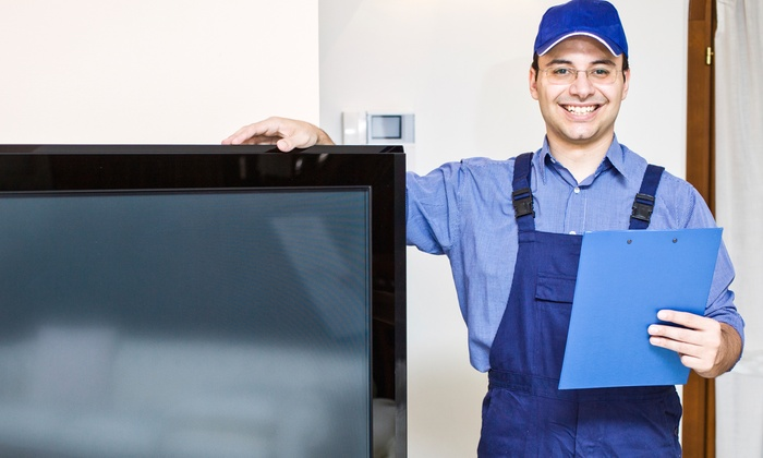 Theater Services - Columbia: $164 for $299 Toward TV Mounting Services